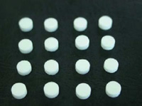Sintered Magnesium Oxide Tablet